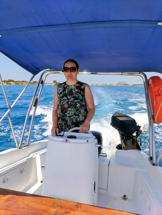Watersports - Speedboating