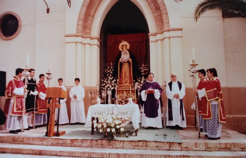 Misa Estacional Ntra. Sra. de los Dolores 1993