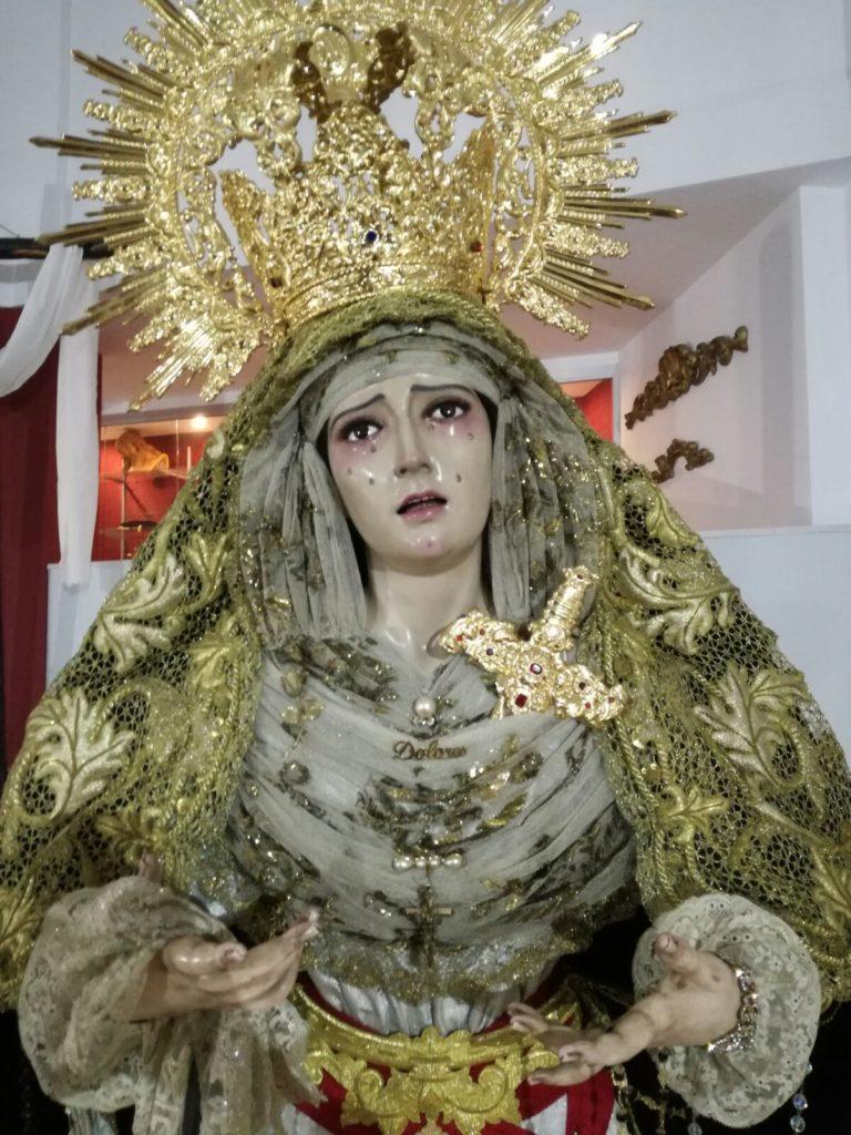 Virgen de los Dolores Puerto de la Torre