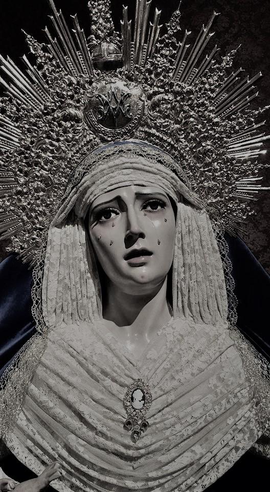 Conferencia: La Virgen de los Dolores en el Puerto de la Torre. Tradición histórica.