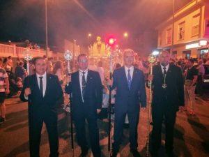 Rosario Vespertino Hermanos Mayores