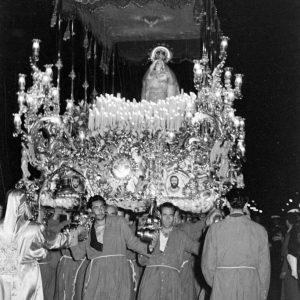 Virgen de la Trinidad 1958