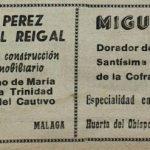 Anuncio en Diario La Tarde, 1958