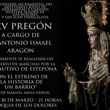 XXV Pregón