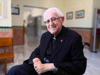 Fallece el Rvdo. D. Manuel Gámez