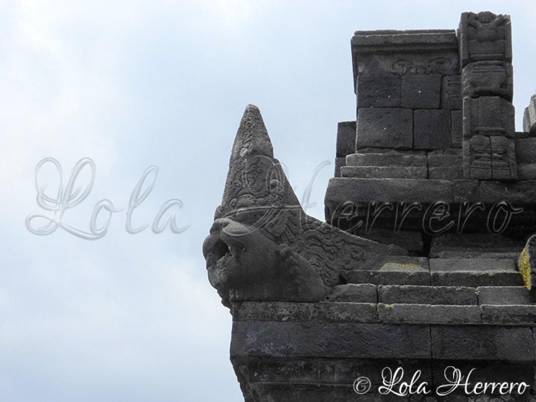 Gárgola Borobudur (Indonesia) 118