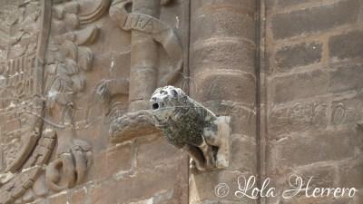 Gárgola de la Catedral de Sevilla