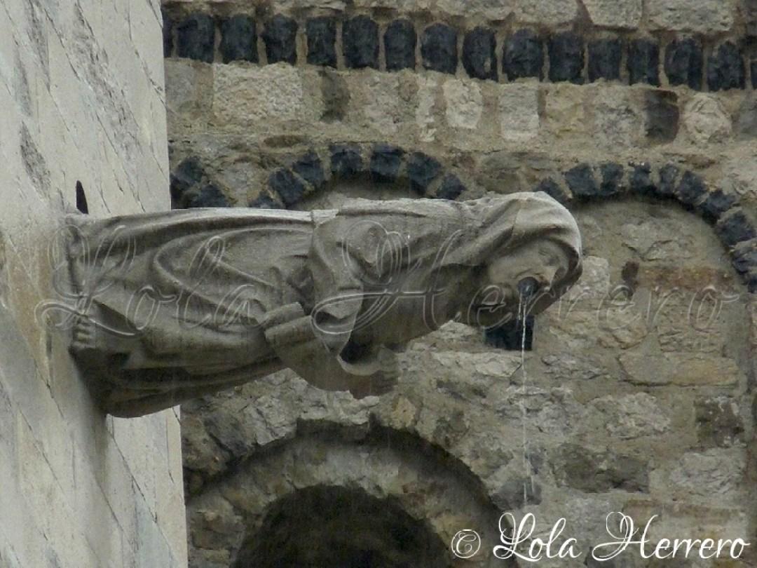 Gárgola Catedral Girona 51