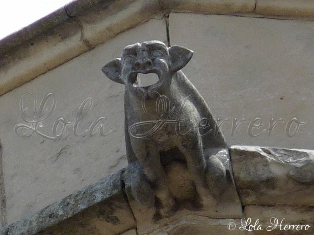 Gárgola Catedral Lleida (305)