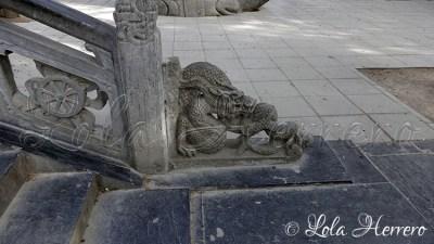 Dengfeng Monasterio Shaolin (China)