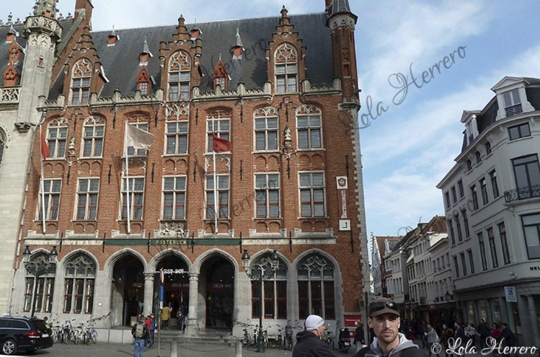Edificio Correos Brujas (Bélgica) (386)