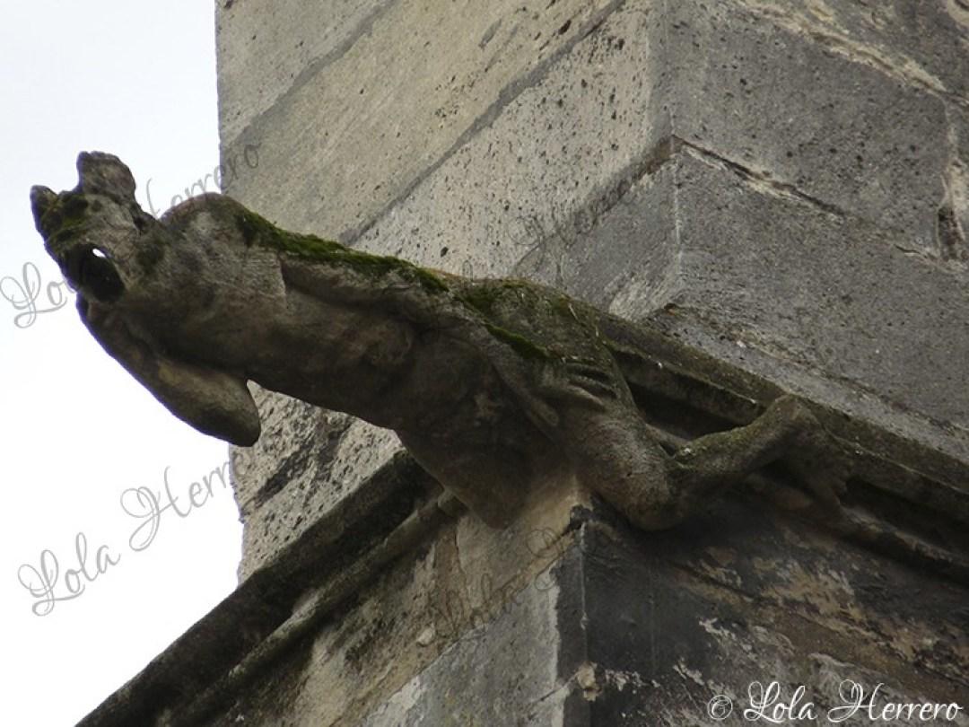 Gárgola Catedral Burdeos (370)