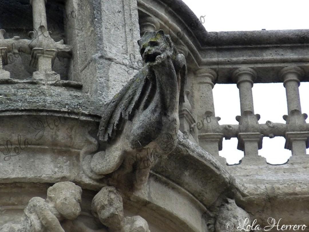 Gárgola Catedral Burgos (403)