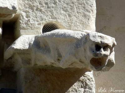 Gárgola de la Catedral de Burgos