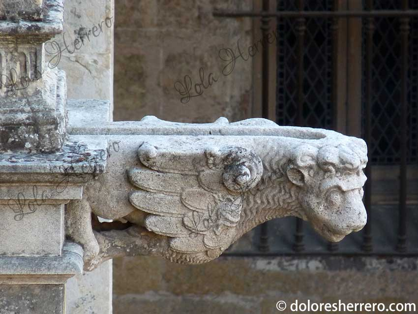 Animal Monsters in Gargoyles