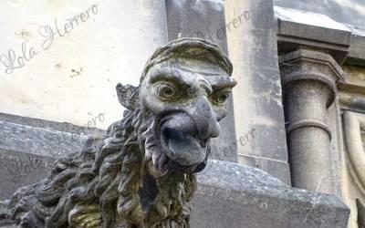 Las gárgolas de la Catedral de María Inmaculada de Vitoria I