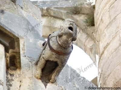 Gárgola de la Catedral de St. Juste en Narbonne (Francia)