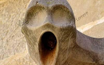 The Scream in Gargoyles. Expressiveness in Art