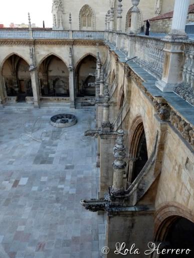 Gárgolas de la Catedral de León