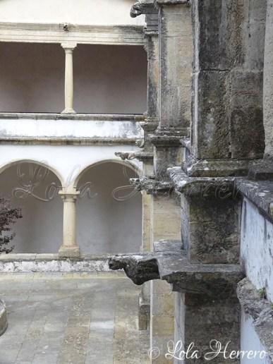Gárgola del Convento de Cristo de Tomar (Portugal)