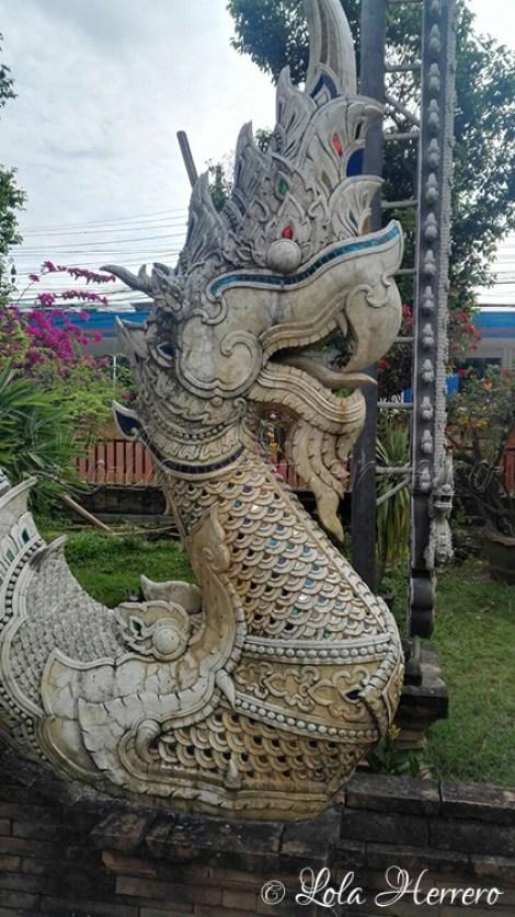 Templo Blanco Chiang Mai (Tailandia) 212