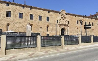 Gargoyles at the University in El Burgo de Osma (Spain)