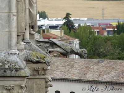 Gárgolas de la Catedral de Burgos