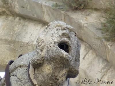 Gárgola de la Catedral de Narbonne (Francia)