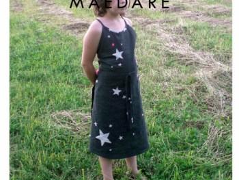 Maedare Kid Schürzenkleid