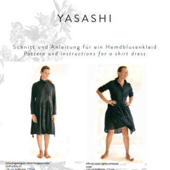 Kleinformat Yasashi Schnitt