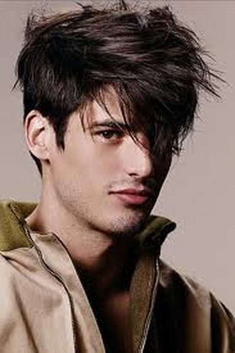 Corte de cabello grafilado hombre