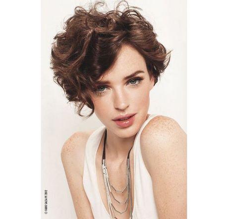 Peinados para mujeres con cabello corto rizado