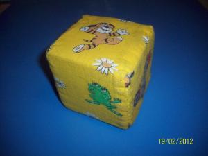 Другие стороны кубика