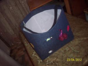 сумка-вид сверху