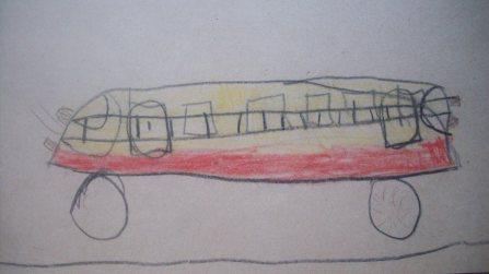 """""""Автобус"""", 6 лет"""