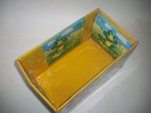 Коробка для книг внутри