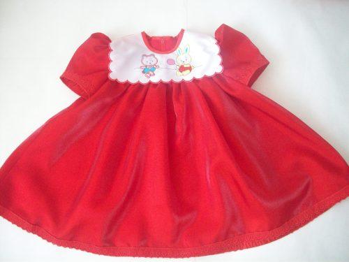 """Нарядное детское платье """"Вкус граната"""""""