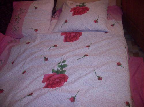 """Комплект постельного белья белья """"Розы"""""""