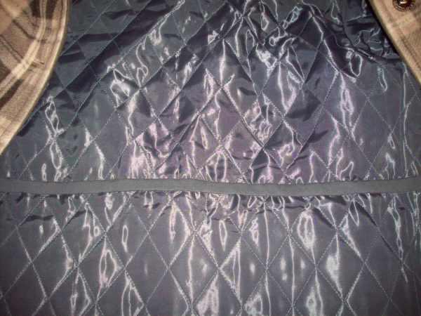 Кулиска из трикотажной ткани