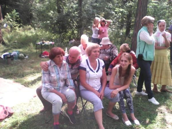 Посиделки бабушек