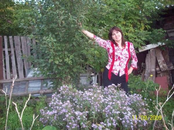Это я в саду