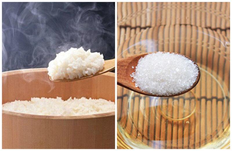 Как приготовить рис для роллов фото