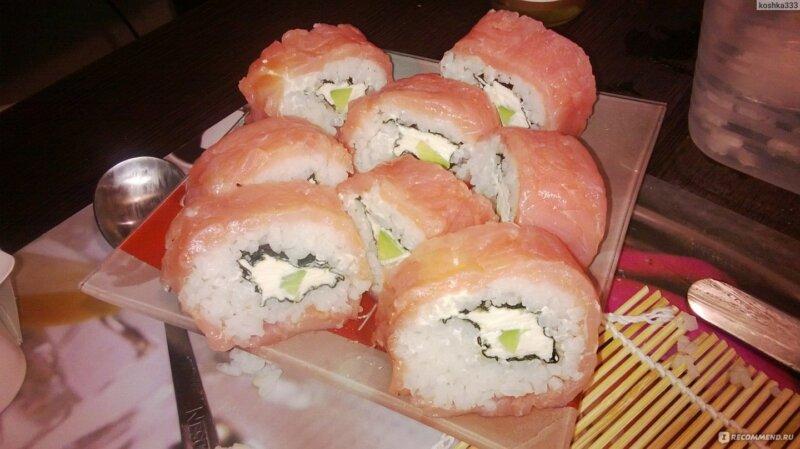 Sushi este sănătos? Acestea sunt cele mai bune rulouri la comandă - Mâncat Sănătos