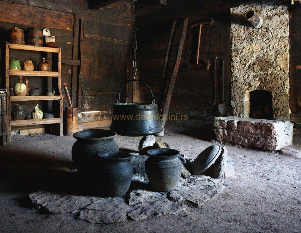 Ognjište kod Srba