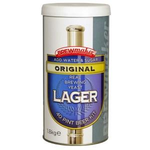 Mladinový koncentrát Brewmaker Lager