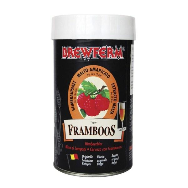 Mladinový-koncentrát-Brewferm-Framboos