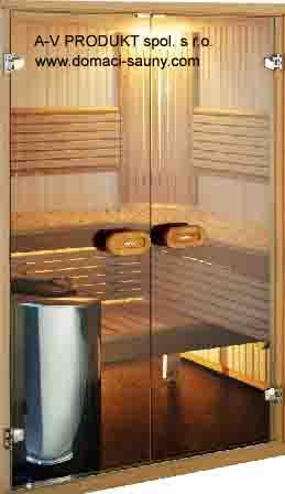 Dom 225 C 237 Sauny Finsk 225 Sauna Sauny Saunov 225 Kamna Celoskleněn 233