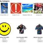 How to Select Category and Product Page Styles