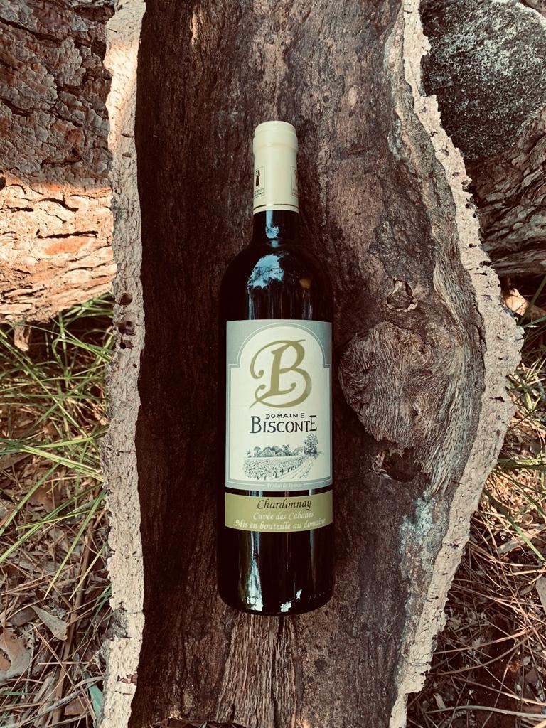 Nos Vins - Cuvée des Cabanes Blanc