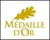 Médaille d'Or pour notre Floc de Gascogne Rouge au Salon de l'Agriculture de Paris.